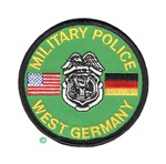 US Military Police Germany