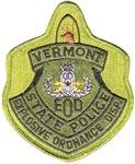 Vermont SP Bomb Squad