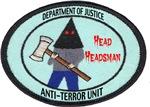 D.O.J. Head Headsman