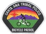 Santa Ana Tribal Bike Patrol
