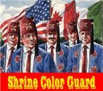 Shriner Color Guard