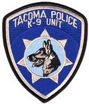 Tacoma Police K9