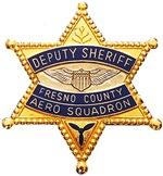 Fresno Sheriff Aero