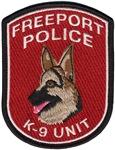 Freeport Police K9