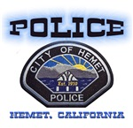 Hemet California Police