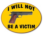 I Will Not Be A Victim
