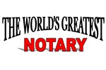 The World's Greatest Notary