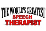 The World's Greatest Speech Therapist