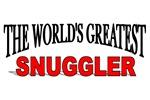 The World's Greatest Snuggler