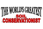 The World's Greatest Soil Conservationist