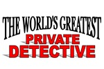 The World's Greatest Private Detective
