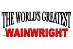 The World's Greatest Wainwright