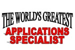 The World's Greatest Applications Specialist