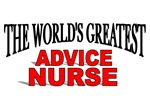 The World's Greatest Advice Nurse