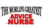 The World's Greatest Advice Nurse