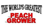 The World's Greatest Peach Grower