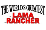 The World's Greatest Lama Rancher
