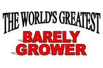 The World's Greatest Barley Grower