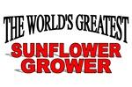 The World's Greatest Sunflower Grower