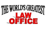 The World's Greatest Law Office