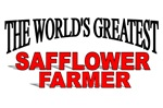 The World's Greatest Safflower Farmer