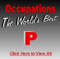 The World's Best Occupations P