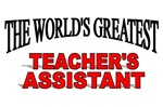 The World's Greatest Teacher's Assistant