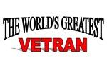The World's Greatest Vetran