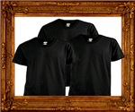 BLACK & Dark color t-shirts