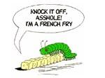 frenchfry asshole