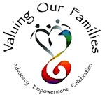 Valuing Our Families logo