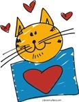 Happy Cat Valentine