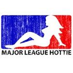 VINTAGE Major League Hottie