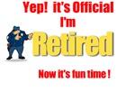 Cop Retirement.