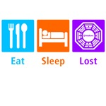 Eat Sleep Lost