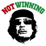 Gaddafi Not Winning