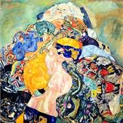 Klimt - Baby