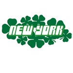 New York 4 Leaf Clover