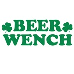 Beer Wench St. Patrick's Day