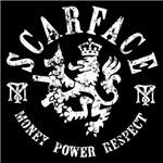 Scarface Money Power Respect
