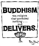 Buddhism and Nothings