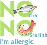 No Fish Shellfish