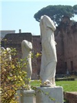 House Of Vestals - Rome