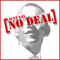 JUST SAY NO DEAL