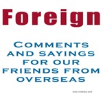 FOREIGN CONTENT