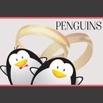 Penguin Theme Wedding
