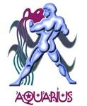 Aquarius - The Water Bearer