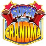Super Grandma - Superhero