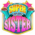Super Sister - Pink Superhero