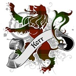 Kerr Tartan Lion
